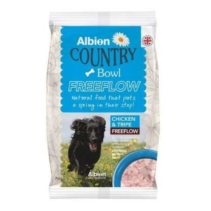 Albion Freeflow Chicken and Tripe