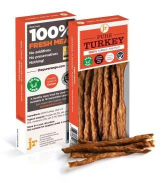 JR Pet Turkey Sticks