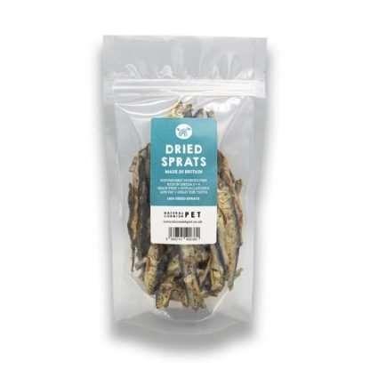 Dried-Sprats