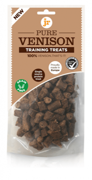 JR Pet Training Treats Venison