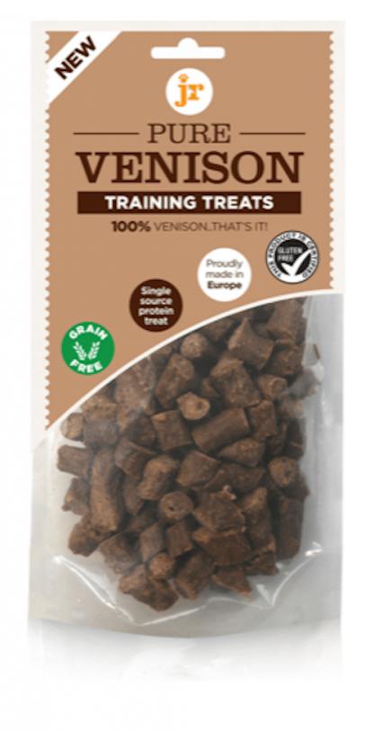 JR Pet Training Treats Venison
