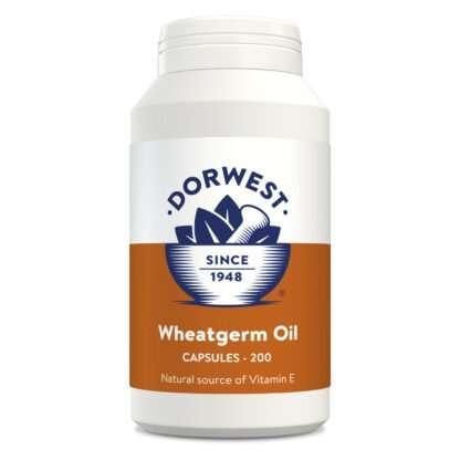 dorwest-wheat-germ-oil-200