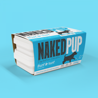 naked-dog-puppy-complete-raw-food-surf-turf